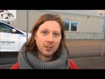 LandeTV intervju med trener etter kamp mot Borgar 2016